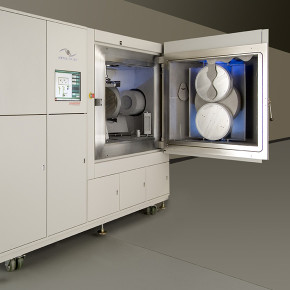 SPECTOR Large Area Ion Beam Deposition System for Optical Coating