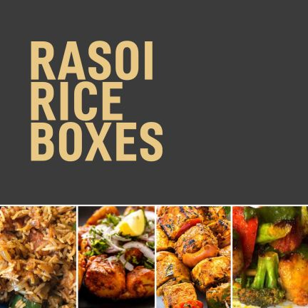 Rice boxes Vegetarian Rasoi