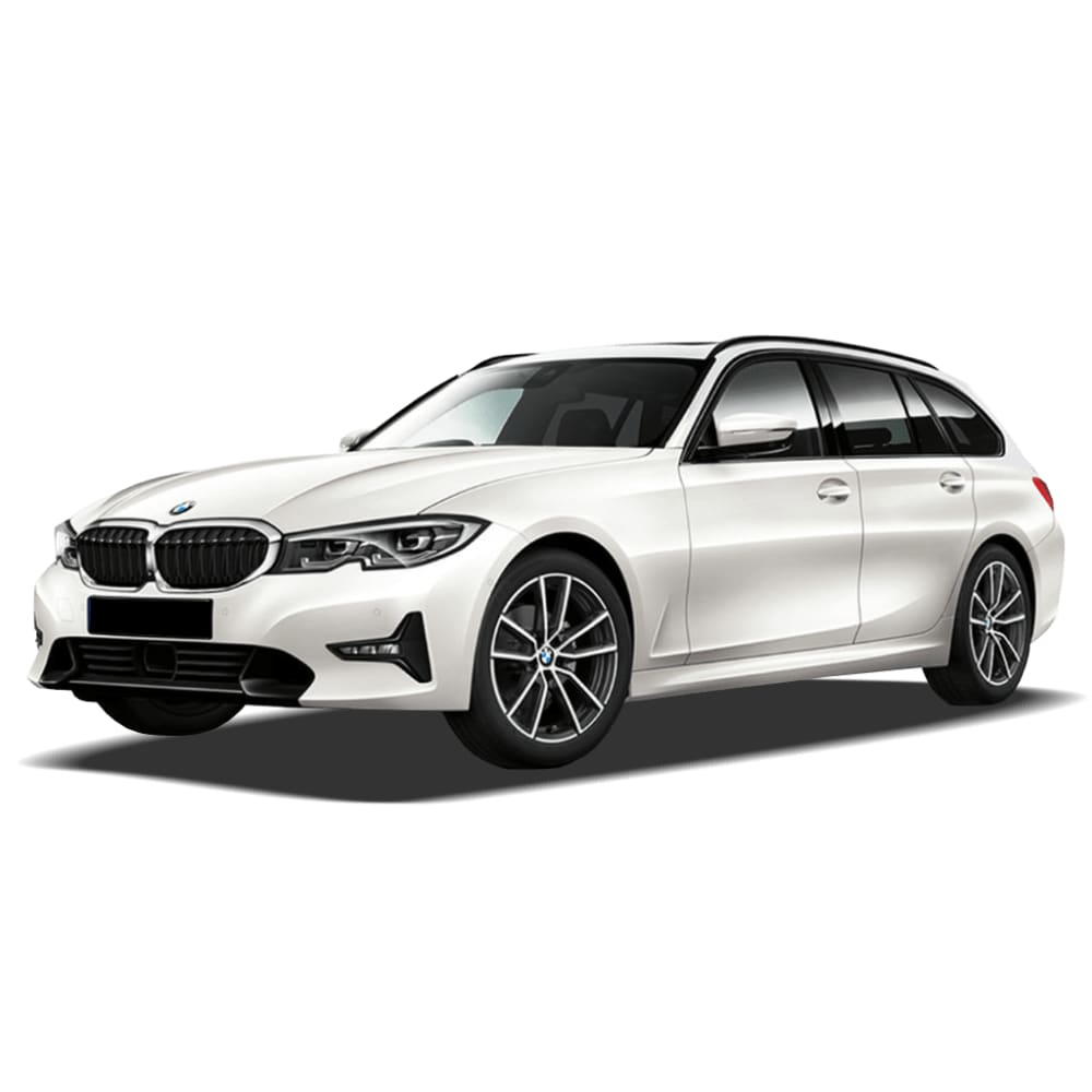 BMW 3er-Reihe 318i Touring Auto (8-Gang Steptronic Getriebe mit Schaltwippen)