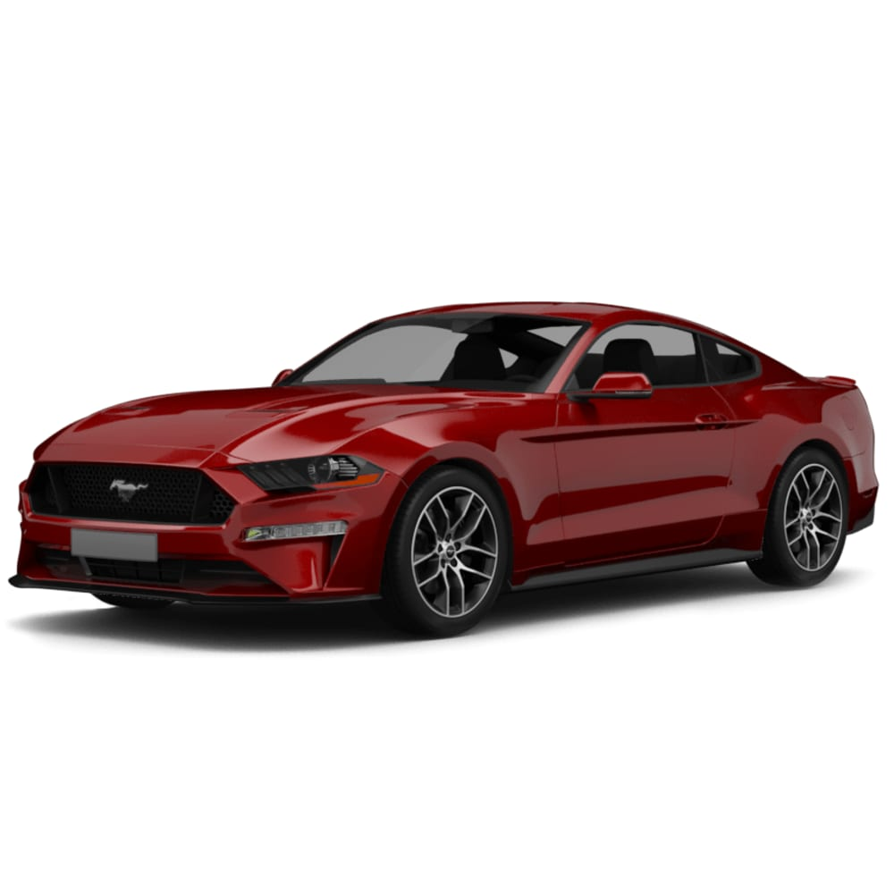 Ford Mustang 5.0 Ti-VCT V8 338kW MACH 1 Auto