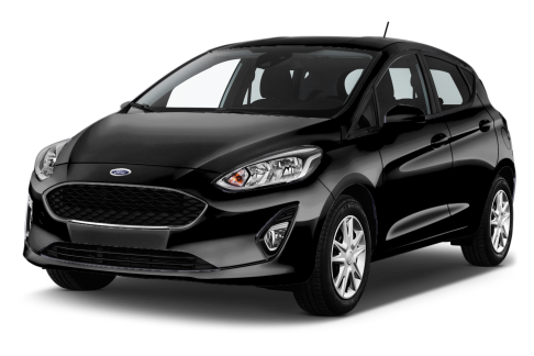 Ford 17fiestabusiness5ha7b angularfront black b5oc2v