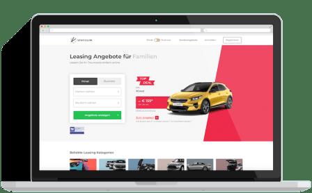 Seat Lagerwagen Leon e-Hybrid im Leasing schnell verfügbar bei VEHICULUM