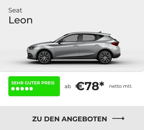 SEAT Leon Leasingangebote