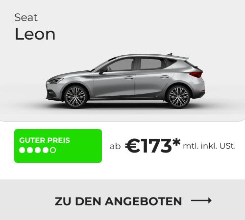 SEAT Leon Privatleasing Angebote