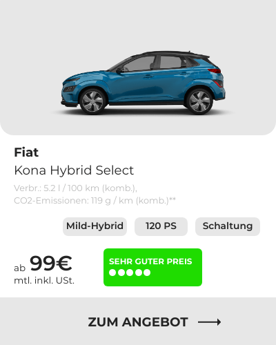Hyundai Kona Lagerwagen