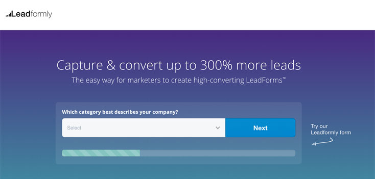 leadformly-homepage