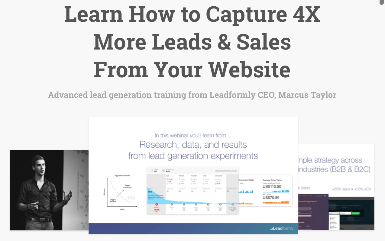 101 Webinar Marketing Tips to Drive More Signups, Attendees & Sales