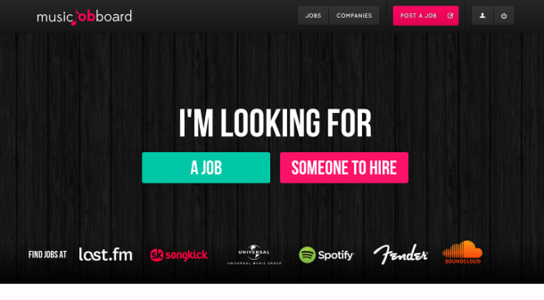 We've Launched Music Job Board: A Job Board for the Music Industry