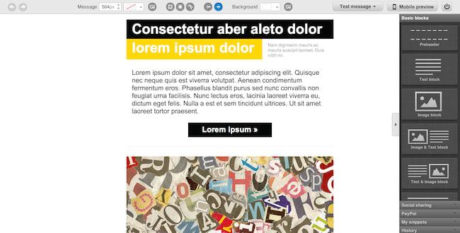 Designing your newsletter