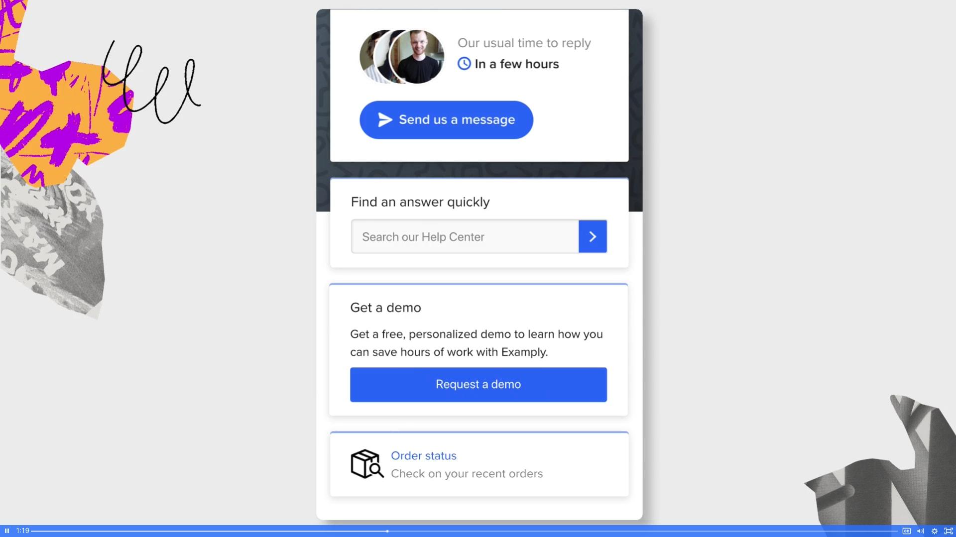 Intercom Business Messenger