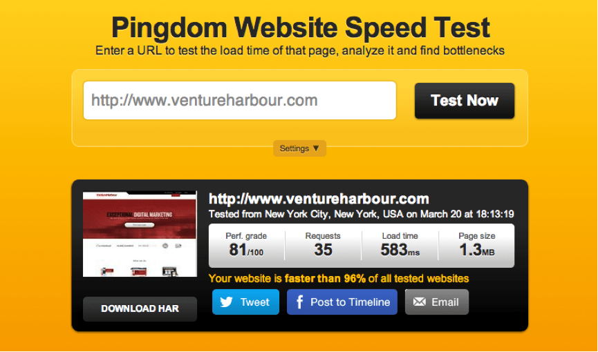 22 Easy Tips To Speed Up Your Website By 70% In Just 45 Mins