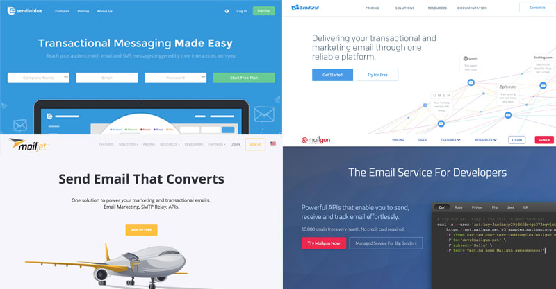 7 Best Transactional Email Services: Sendgrid vs  Mandrill & More