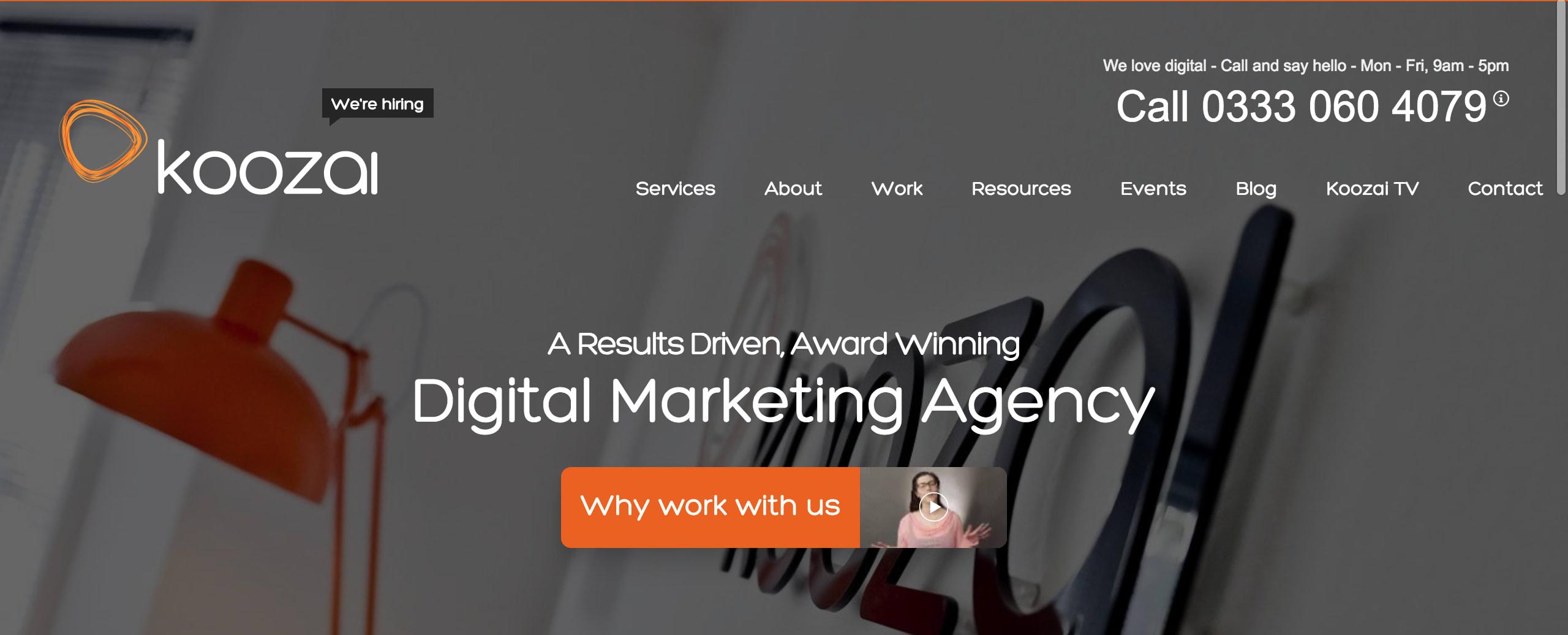 25 Best SEO & Digital Marketing Agencies in 2019