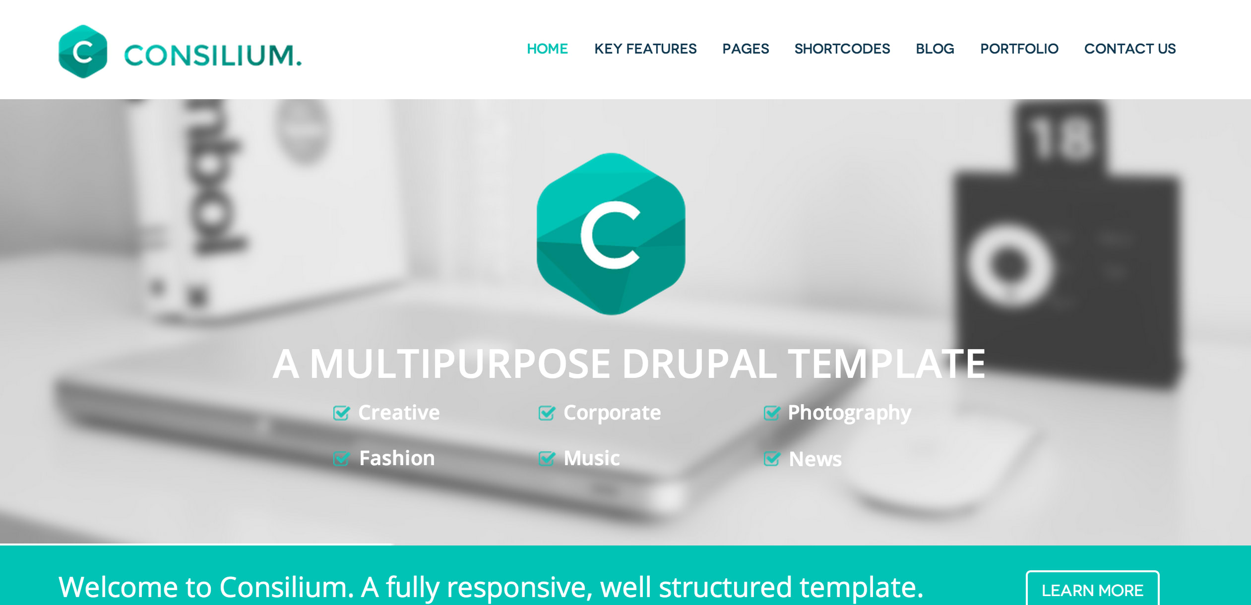 21 Beautiful Responsive Drupal Themes