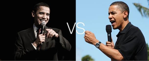 A/B test Barack Obama
