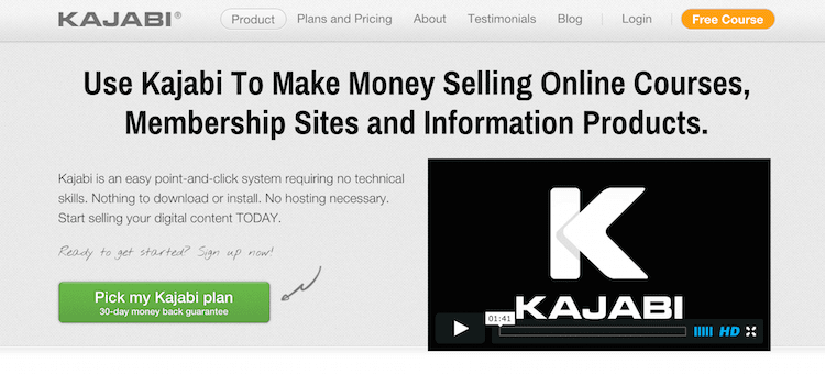 How to Sell Online Training Courses With Kajabi, FusionHQ, or Udemy