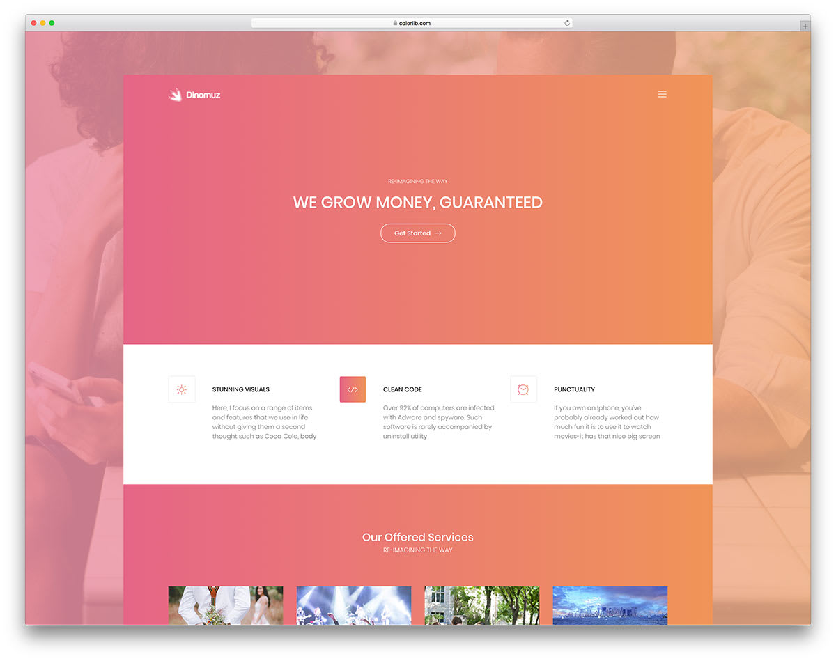 10 Free Landing Page Templates Designed for Conversions