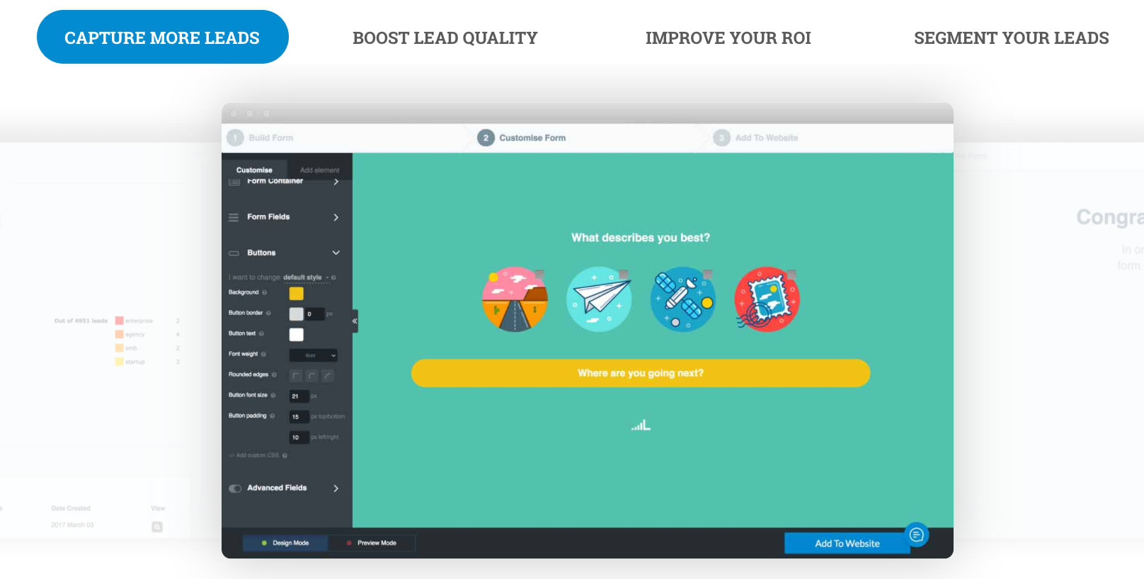 10 Highly Effective Lead Capture Page Examples & Best Practices