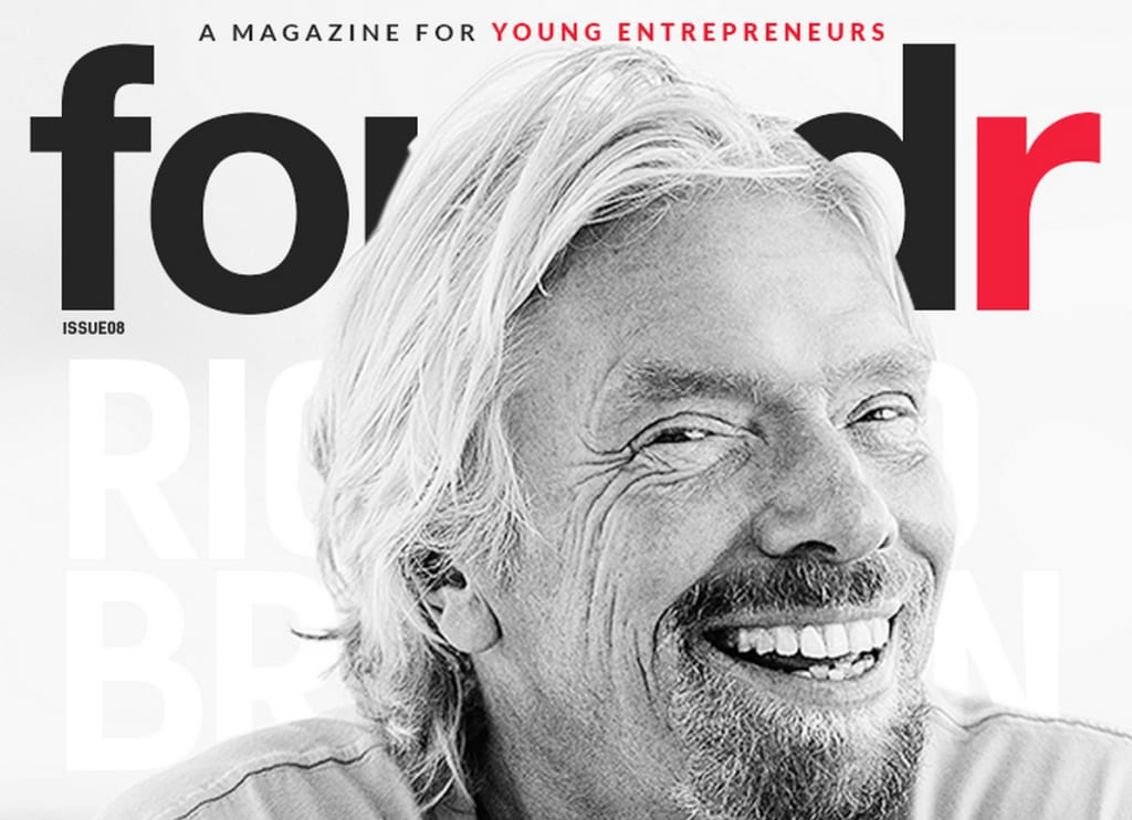 Richard Branson Foundr
