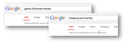 Using memes