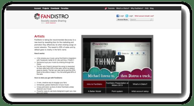 fandistro-old-website
