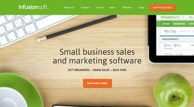 InfusionSoft Review