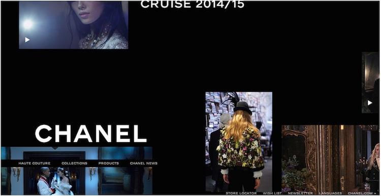 chanel-website