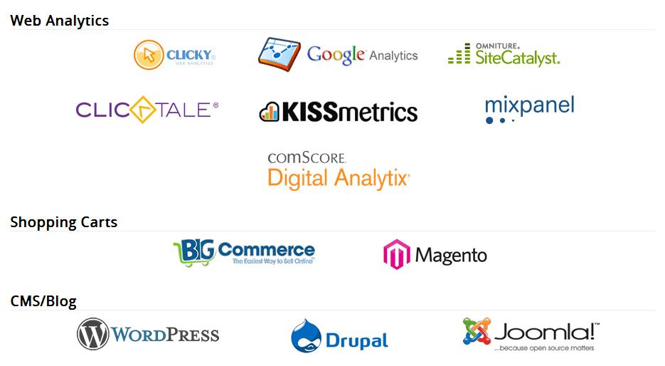 Analytics-Integrations