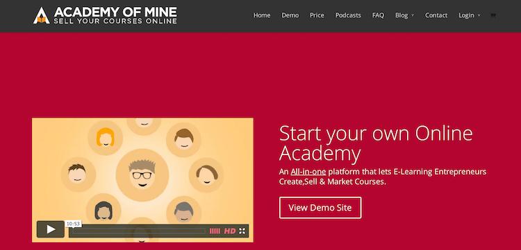 Academy of Mine