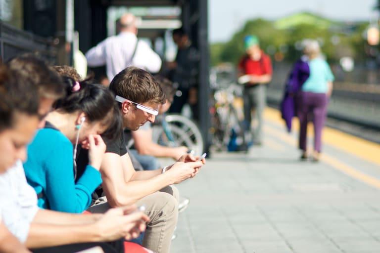 Google Glass and Mobile