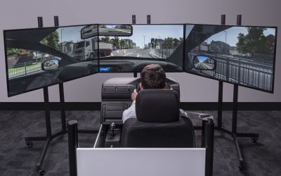 DS1 - Single Seat Simulator