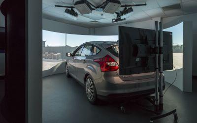 DS2 - Full Car Simulator