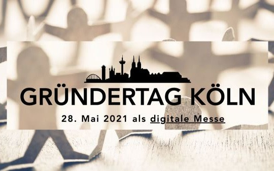 Gründertag Köln am 28.05.2021
