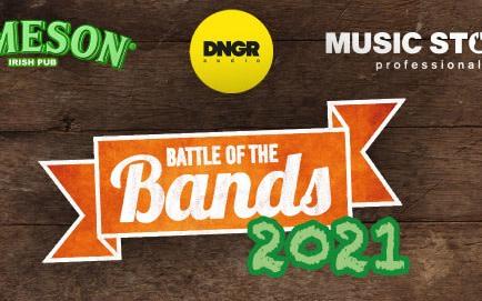 Battle of the Bands 2021 - erste Runde am 21.09.2021