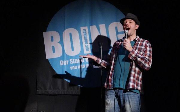 Boing! Der Stand Up Comedy Club in Köln am 08.07.2020