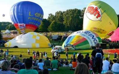 12. Ballonfestival in Bonn vom 02.10 - 04.10.2020