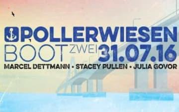 Pollerwiesen Boot Zwei