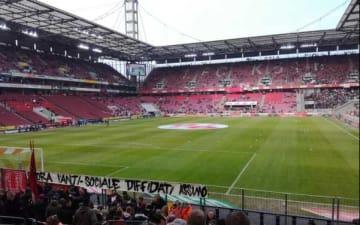 1. FC Köln - Darmstadt 98 im Rheinenergie Stadion am 26.04.2019