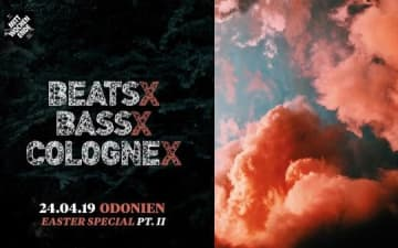 Beats x Bass x Cologne Easter Special am 24.04.2019