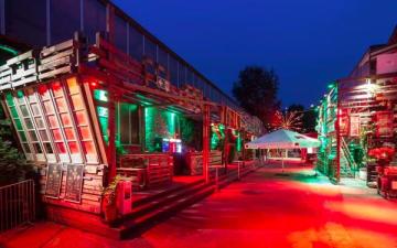 Sommerfest Closing + Open Air im Bootshaus