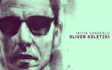 Oliver Koletzki im Heinz Gaul