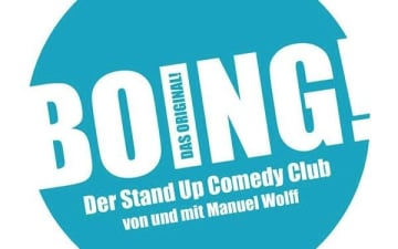 Boing! Der Stand Up Comedy Club in Köln