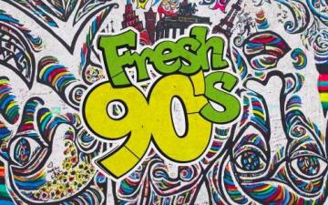 Fresh 90's Go West in der Roonburg