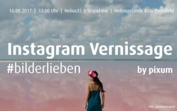 Instagram Vernissage #bilderlieben