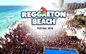 Reggaeton Beach Festival an der Poller Strandbar