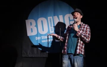 BOING Comedy Club - Newcomer Special am 30.01.2020