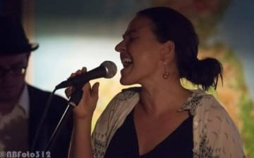 Agnesviertel LIVE Jazz Vocal Session am 23.02.3018