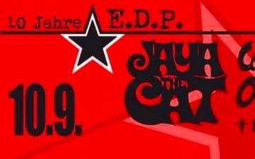 10 Jahre EDP im Club Bahnhof Ehrenfeld