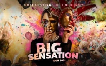 Holi Festival of Colours am 07.08.2021