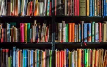 Bücher & Platten Abgabe am 25.07.2018